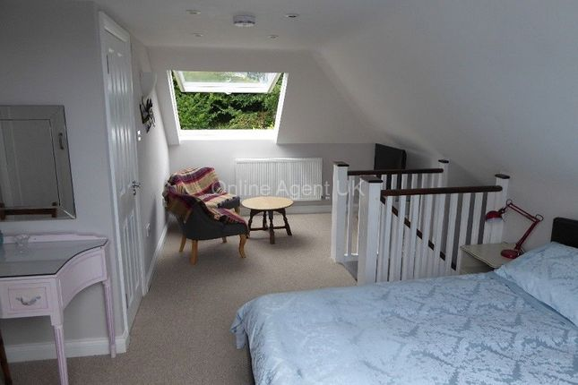 Thumbnail Flat to rent in Peppercombe Road, Eastbourne, East Sussex.