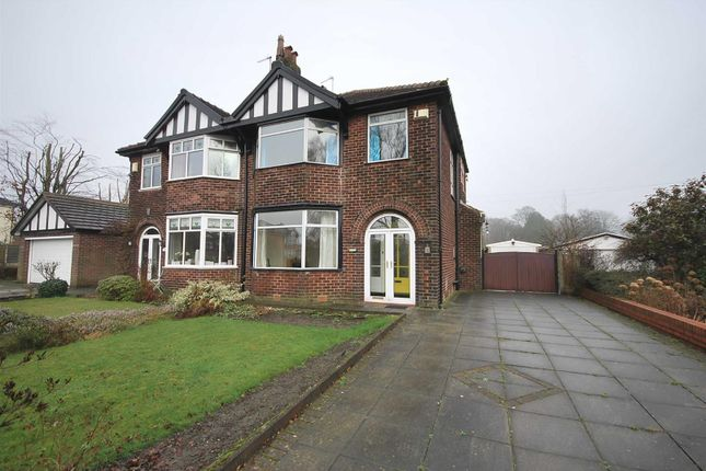 Semi-detached house to rent in Broadway, Worsley, Manchester