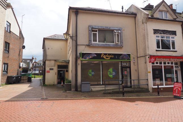 Thumbnail Retail premises to let in Park Place, Horsham