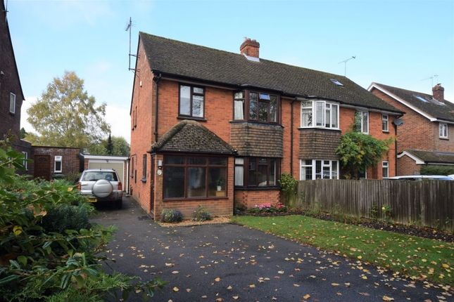 Thumbnail Semi-detached house for sale in Manor Park Avenue, Princes Risborough