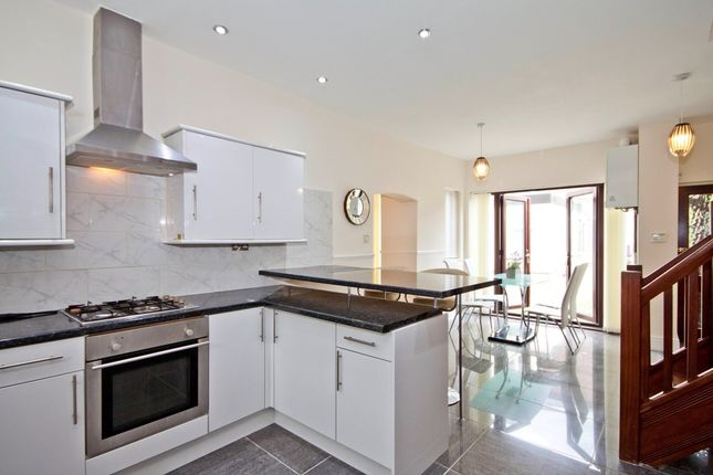 Thumbnail Semi-detached house to rent in Woodcote Valley Road, Purley