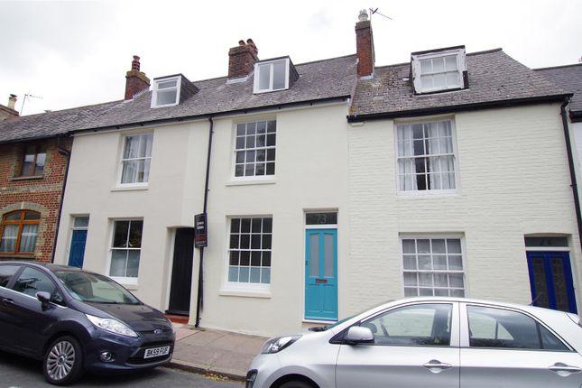 Thumbnail Terraced house for sale in De Montfort Road, Lewes