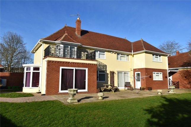 Thumbnail Detached house for sale in Berkley Road, Frome, Somerset