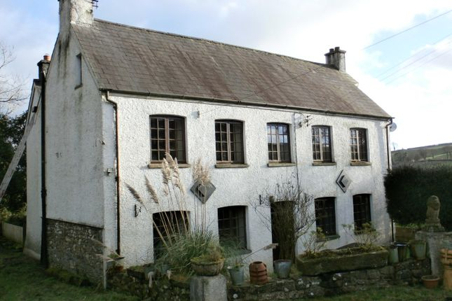 Thumbnail Farm for sale in Blaenycoed Road, Carmarthen