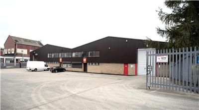 Thumbnail Light industrial to let in Littleborough Industrial Estate, Units 1-2 Stockton Street, Littleborough, Rochdale, Gtr Manchester