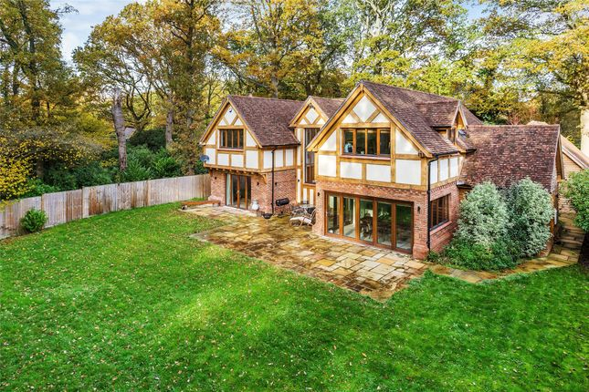 Thumbnail Detached house for sale in Steers Lane, Crawley, West Sussex