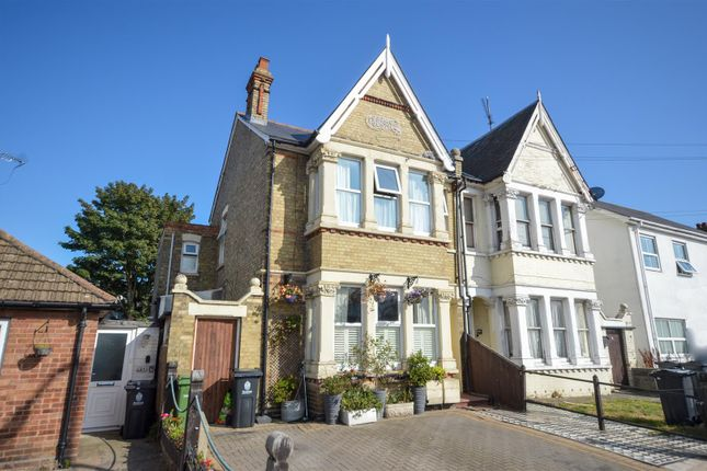 Thumbnail Semi-detached house for sale in Wellesley Road, Clacton-On-Sea