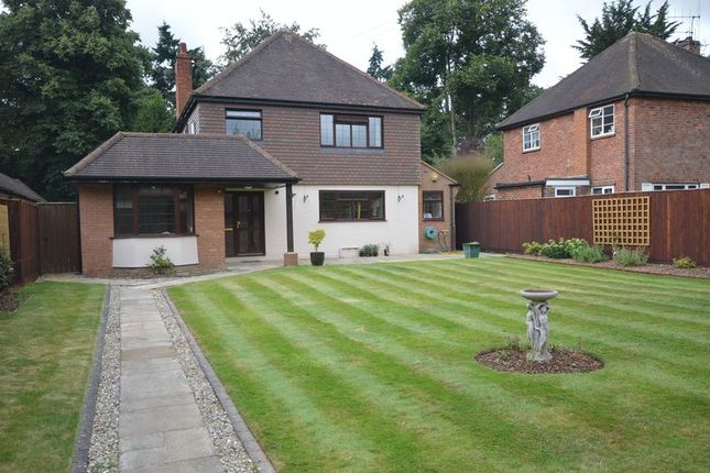 Thumbnail Detached house to rent in Burkes Close, Beaconsfield