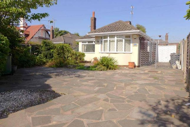 Thumbnail Detached bungalow for sale in Station Road, Thornton-Cleveleys
