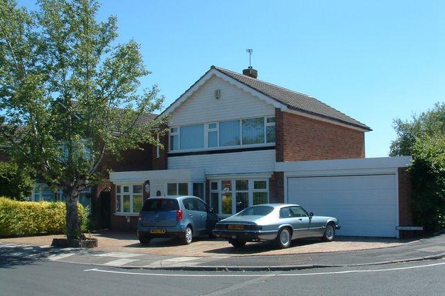 Thumbnail Detached house for sale in Farnham Close, Stockton-On-Tees, Stockton-On-Tees