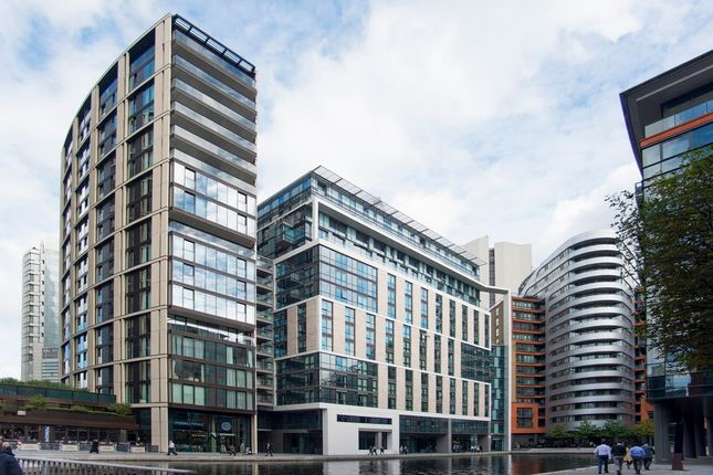 1 bed flat to rent in Merchant Square East, London