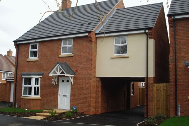 Thumbnail Detached house to rent in Elmwood Road, Arleston, Telford