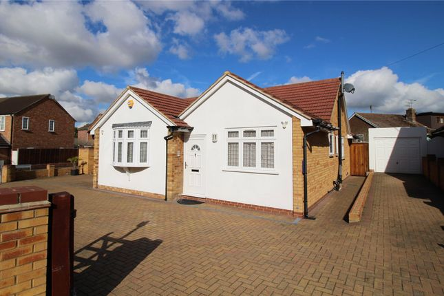 Thumbnail Bungalow for sale in Woodland Avenue, Hutton, Brentwood, Essex