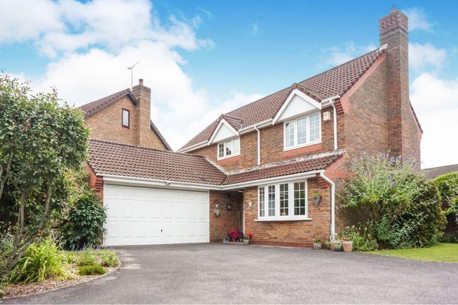 Thumbnail Detached house for sale in Oak Vale, Southampton
