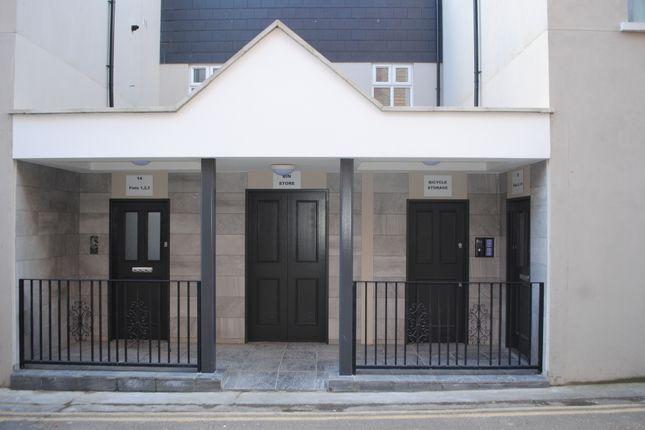 Thumbnail Flat to rent in Mackintosh Lane, Homerton/Hackney