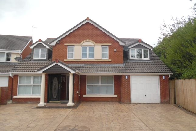 Thumbnail Detached house to rent in Washington Close, Widnes