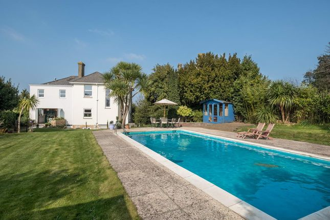 Thumbnail Detached house for sale in Appley Rise, Ryde