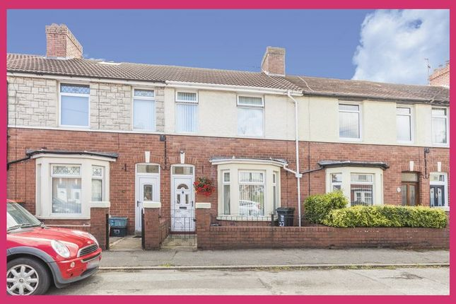Thumbnail Terraced house for sale in Park Avenue, Rogerstone, Newport - Ref# 00005042