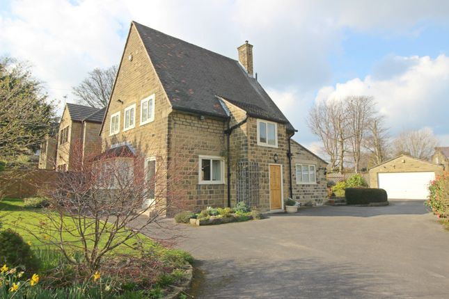 Thumbnail Detached house for sale in Thornhill Avenue, Oakes, Huddersfield