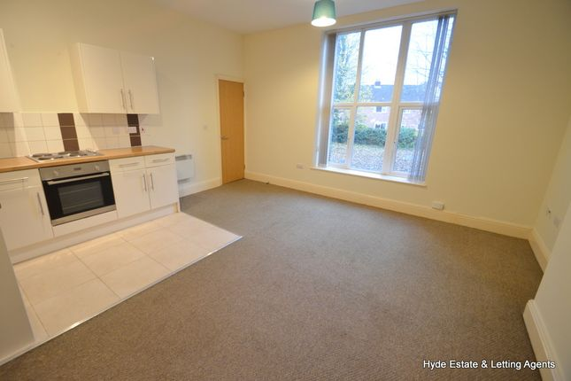 Thumbnail Flat to rent in Flat 3, Victoria Cres, Eccles