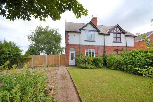 3 bed semi-detached house for sale in Doncaster Road, Tickhill, Doncaster DN11