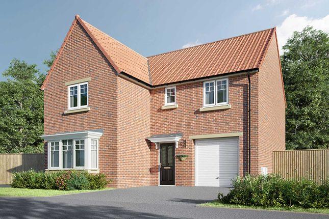 """4 bed detached house for sale in """"The Grainger"""" at York Road, Knaresborough HG5"""