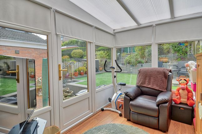 Conservatory of Burns Drive, Dronfield S18