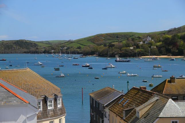 Thumbnail Terraced house for sale in Courtenay Street, Salcombe