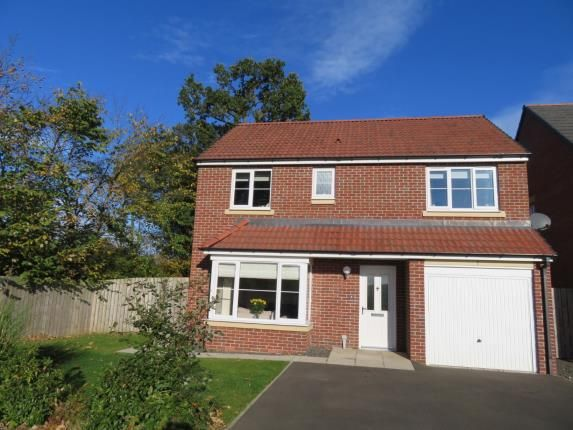 Thumbnail Detached house for sale in Ashcroft, Ponteland, Northumberland, Tyne & Wear