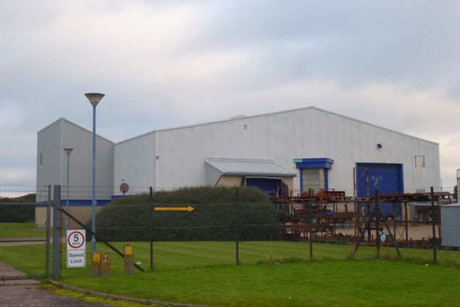 Thumbnail Industrial for sale in Wardmill Industrial Estate, Wardmill Road, Arbroath