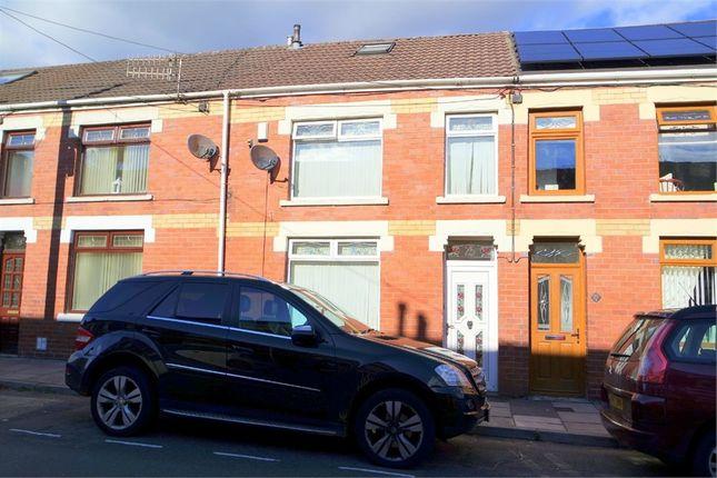 Thumbnail Terraced house to rent in River Street, Maesteg, Mid Glamorgan