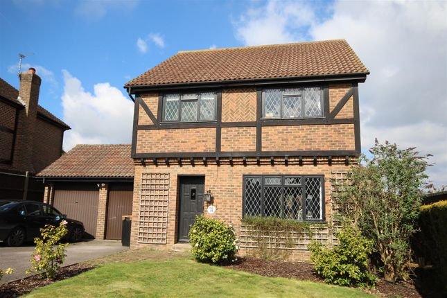 Thumbnail Detached house for sale in Ellis Way, Uckfield