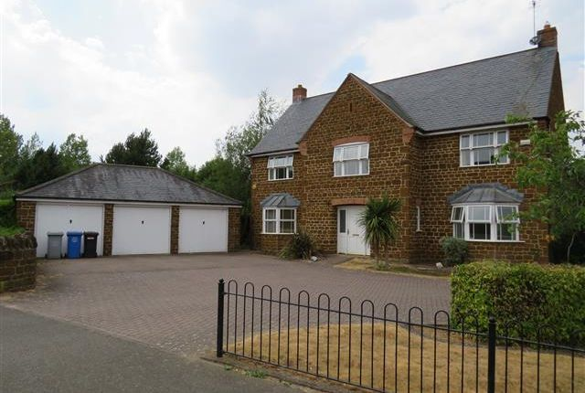 Thumbnail Property to rent in Loddington Way, Mawsley Village, Northants