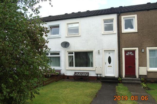 Thumbnail Terraced house to rent in Burnside Gardens, Kilbarchan, Johnstone