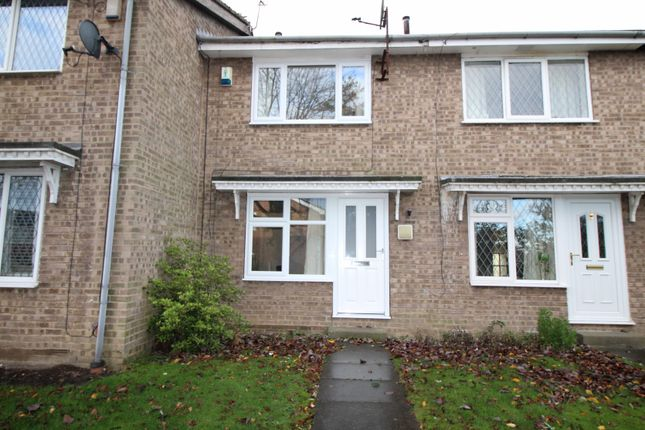 Thumbnail Town house to rent in Beverley Garth, Ackworth, Pontefract