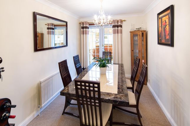 Dining Room of Ardross Place, Glenrothes KY6