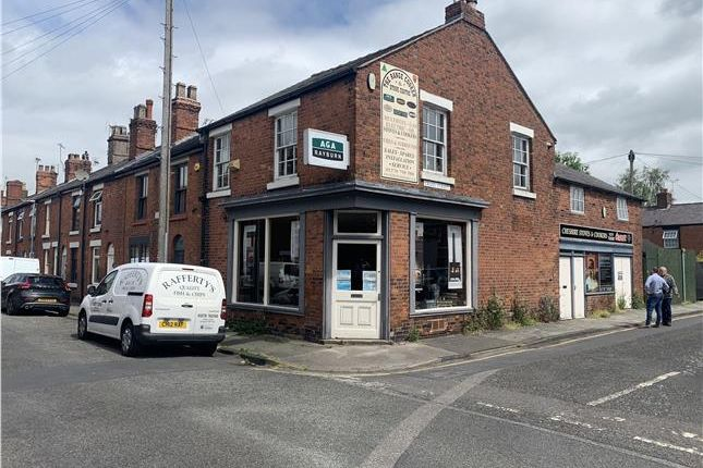 Retail premises for sale in 17A Welles Street, Sandbach, Cheshire