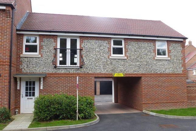 Thumbnail Flat to rent in Blackthorn Avenue, Felpham, Bognor Regis