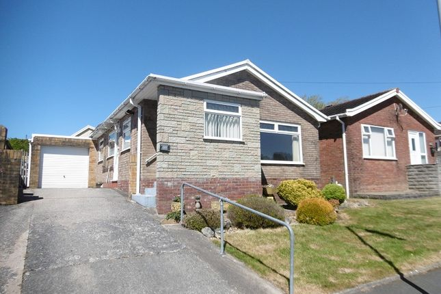 Thumbnail Detached house to rent in Delffordd, Rhos, Pontardawe, Swansea.