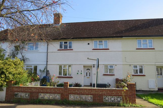 Thumbnail Terraced house for sale in Chiltern View, Letchworth Garden City