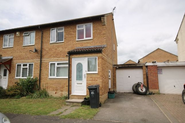 Thumbnail Detached house to rent in Claremont Grove, Bridgwater