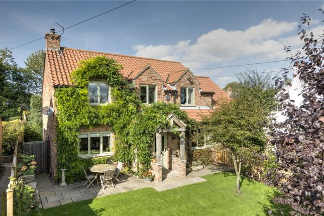 Thumbnail Detached house for sale in Station Road, Cattal, York, North Yorkshire