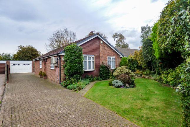 Thumbnail Detached bungalow for sale in Silverbirch Avenue, Meopham, Kent