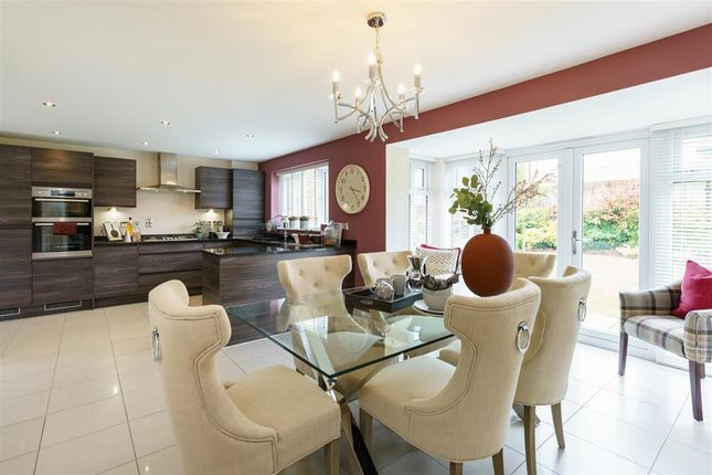 """Thumbnail Detached house for sale in """"The Troon - Plot 22"""" at Roseden Way, Newcastle Upon Tyne"""