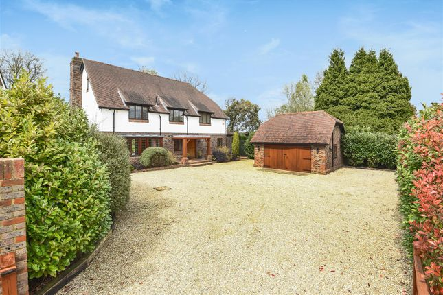 Thumbnail Detached house for sale in The Street, Capel, Dorking