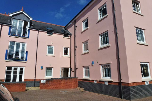 Thumbnail Flat to rent in Woolbrook Road, Sidmouth