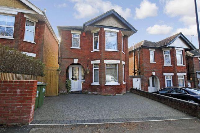 Thumbnail Detached house for sale in Castle Road, Southampton