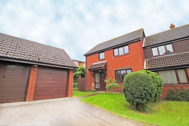 Thumbnail Semi-detached house to rent in Ashridge Drive, Bedford