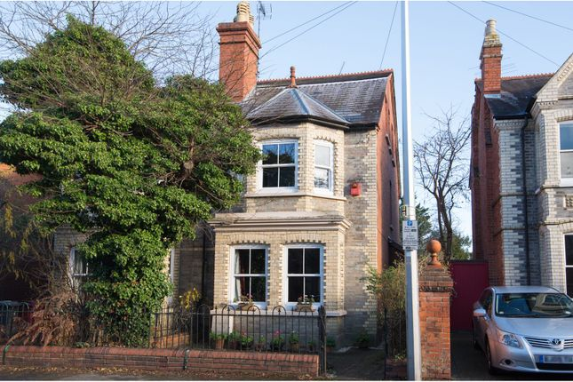 Thumbnail Semi-detached house for sale in College Road, Reading