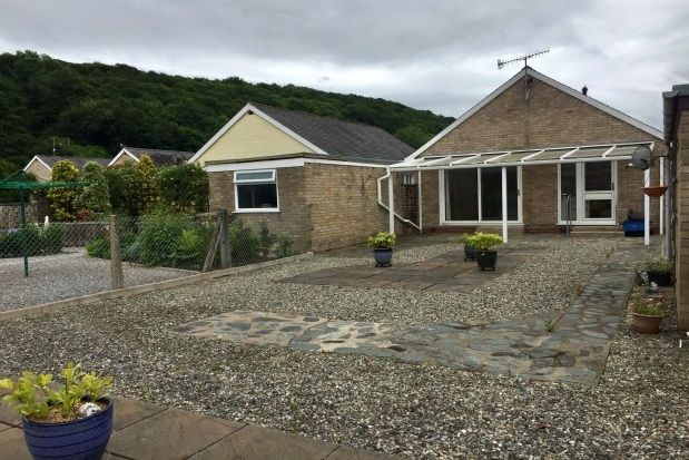 Thumbnail Bungalow to rent in Maes Trefor, Talsarnau
